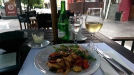 """Lunch at """"En El Fuego"""""""