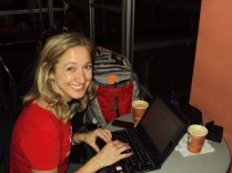 blogging from Nairobi